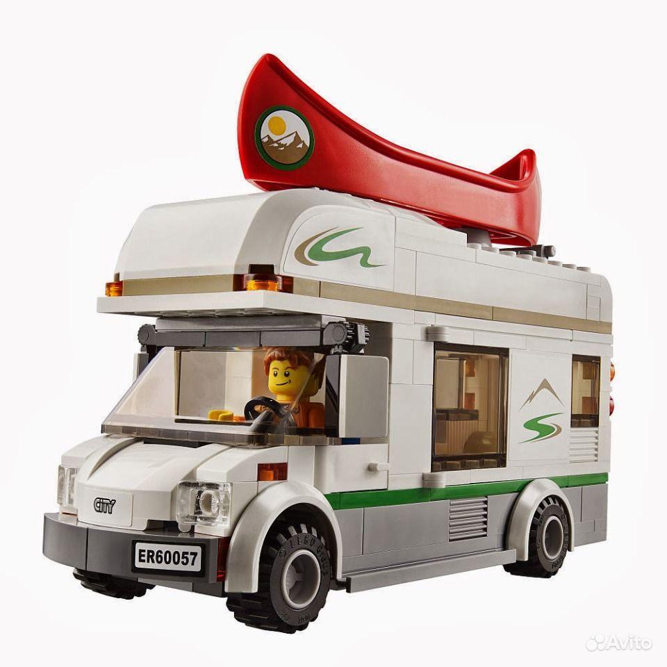 Лего дом на колёсах фото