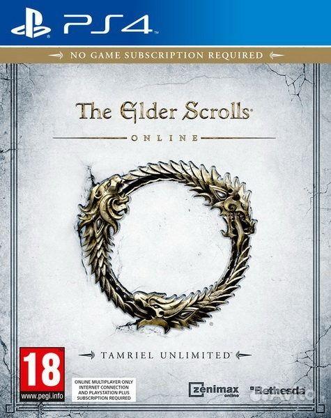 The Elder Scrolls Online Tamriel Unlimited PS4. Самарская область,  Самара