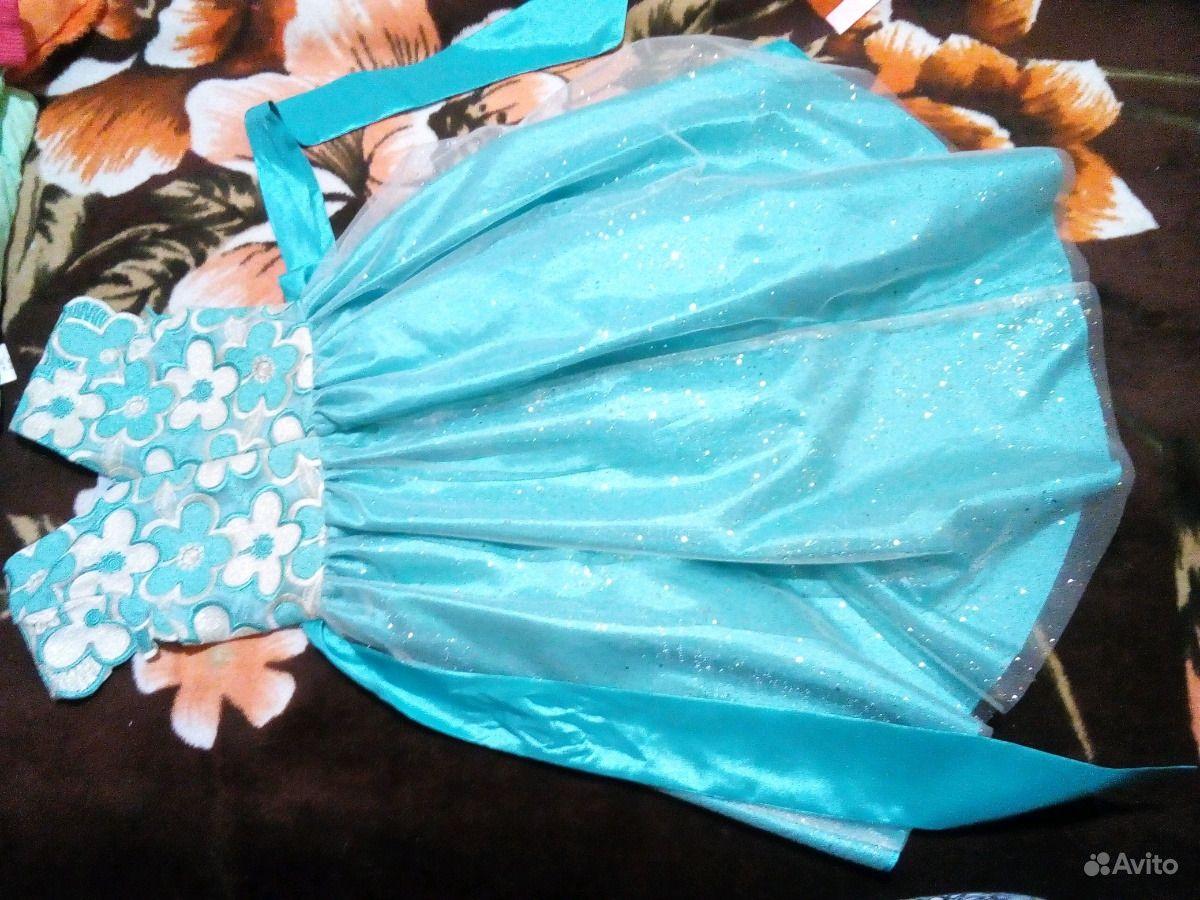 Платье для праздника. Саратовская область, Вольск