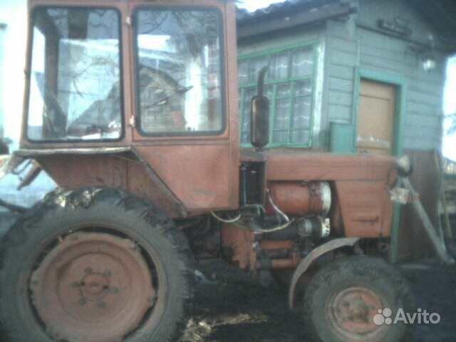 Продам трактор юмз и телега в городе Скопине