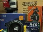 Sundown audio e10+ kicx KAP 47+ ground zero gzic65