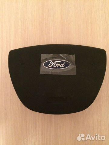Муляж подушки в руль для Ford Focus 2 (4 луча) 89277252175 купить 1