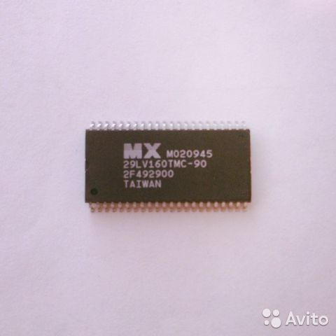 Микросхема MX 29LV160TMC