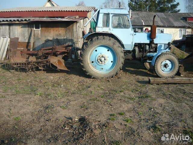 Трактора на авито в омской области - 1a