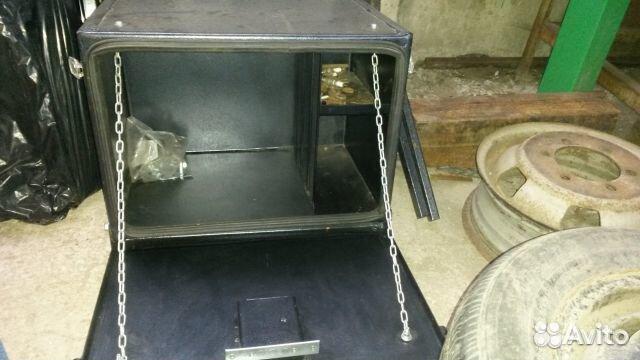 Инструментальный ящик своими руками для газели