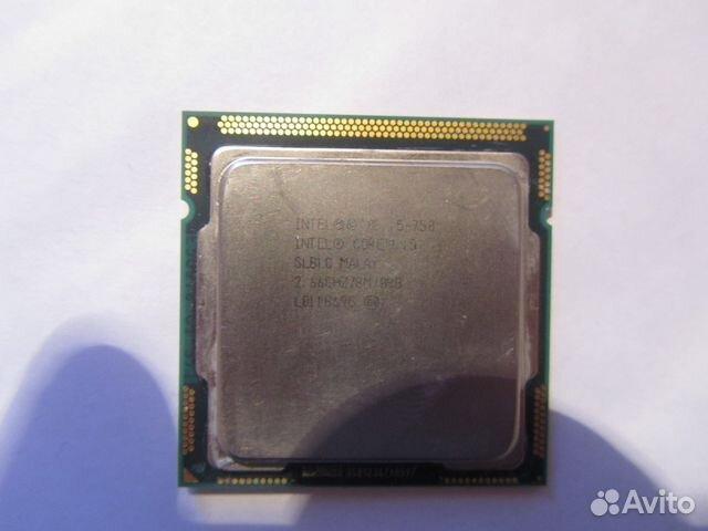Intel Core i5-750 89220740318 купить 1