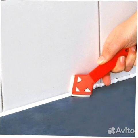 Как сделать край стены