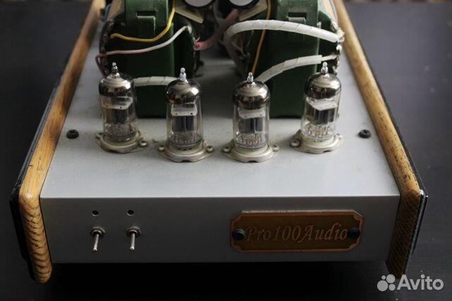 Ламповый усилитель для 4а32