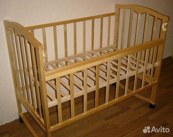Собрать детскую кровать