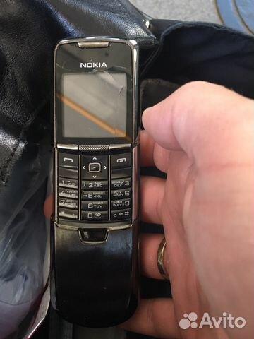 Nokia 8800 sirocco gold shtora