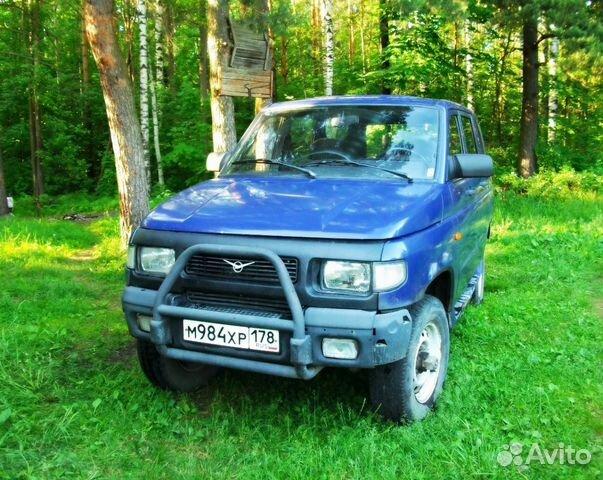 Смотрите, какой автомобиль: уаз 3162 simbir 31625 2001 года за 150 000 рублей на автору!