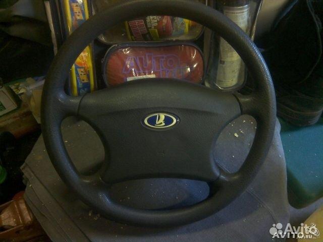 Фото №9 - руль на ВАЗ 2110
