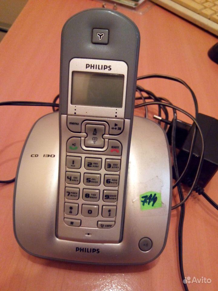 Радиотелефон dect Philips CD