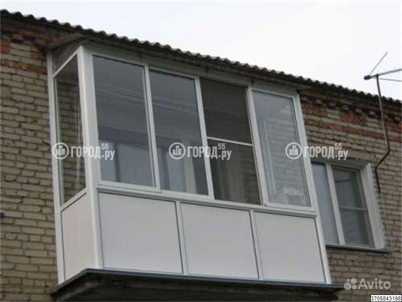 Застеклить балкон раздвижные. - фото отчет - каталог статей .
