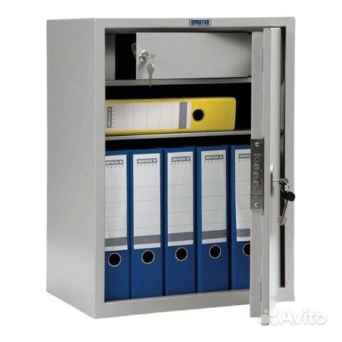 Шкаф металлический для документо