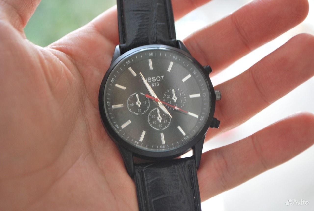 Часы фирмы tissot