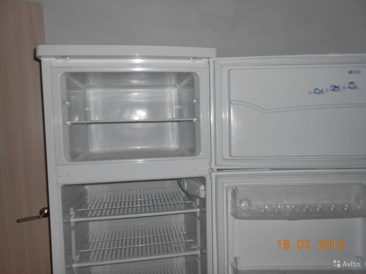 Холодильник мир двухкамерный