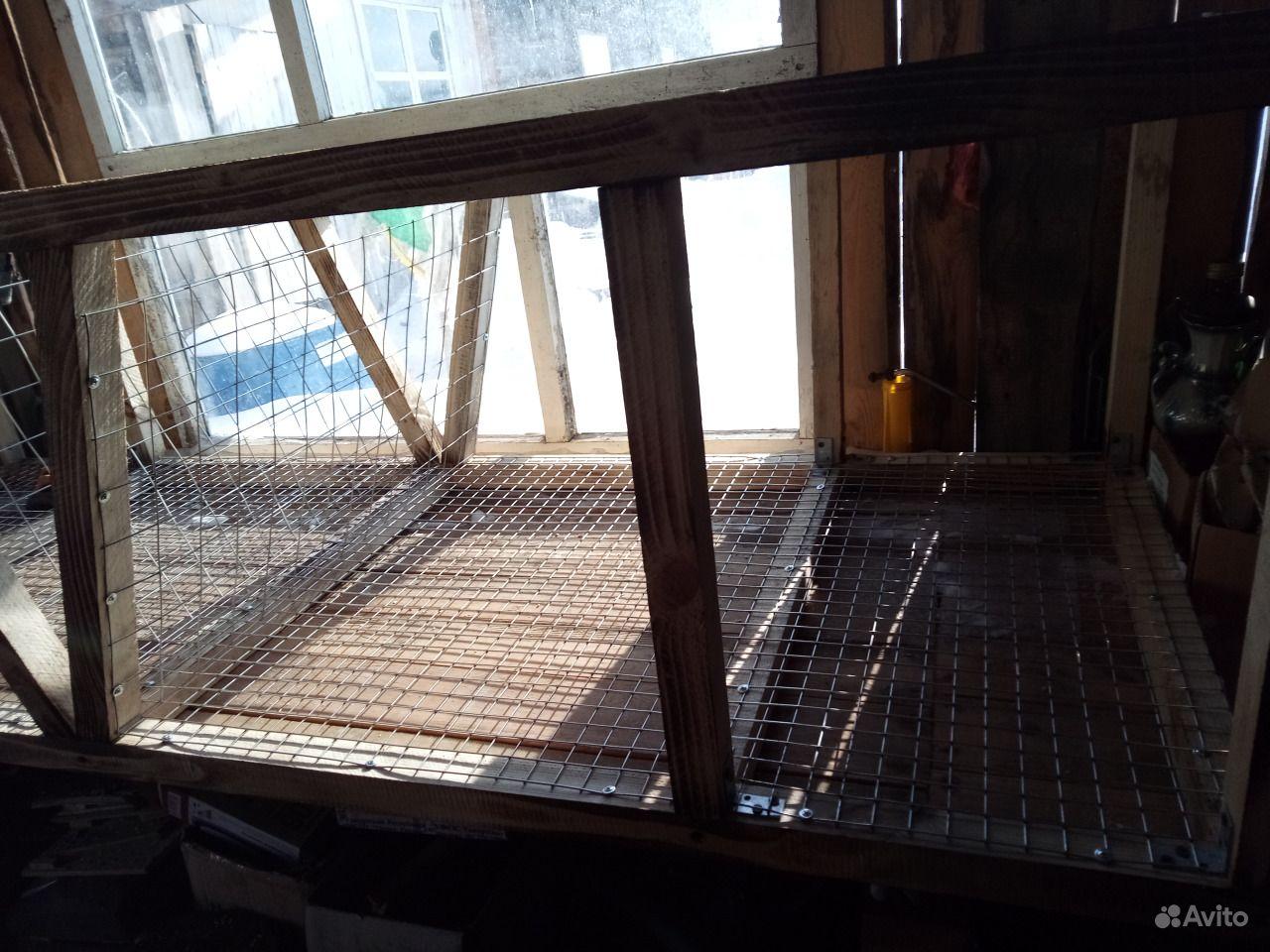 Клетки для кроликов в Канске - фотография № 3