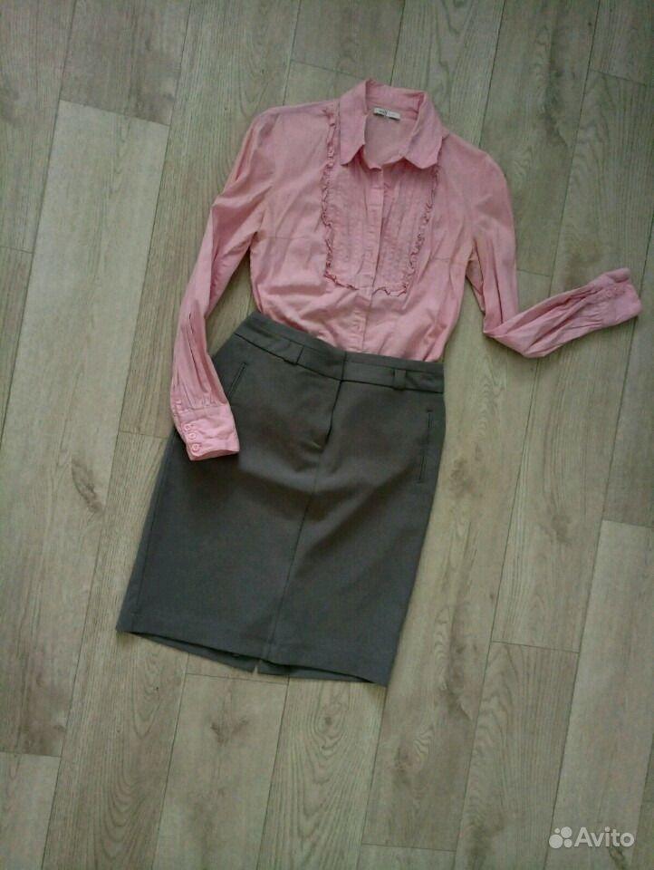 1659da70d86 Рубашка и юбка incity 44