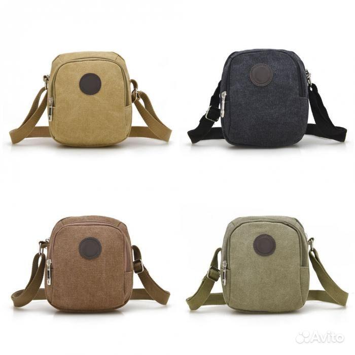 6a69afd2a927 Новые молодежные мужские сумки через плечо, разные | Festima.Ru ...