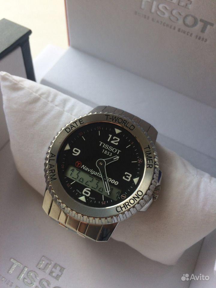 528f8f7b9ae1 Швейцарские часы Tissot   Festima.Ru - Мониторинг объявлений