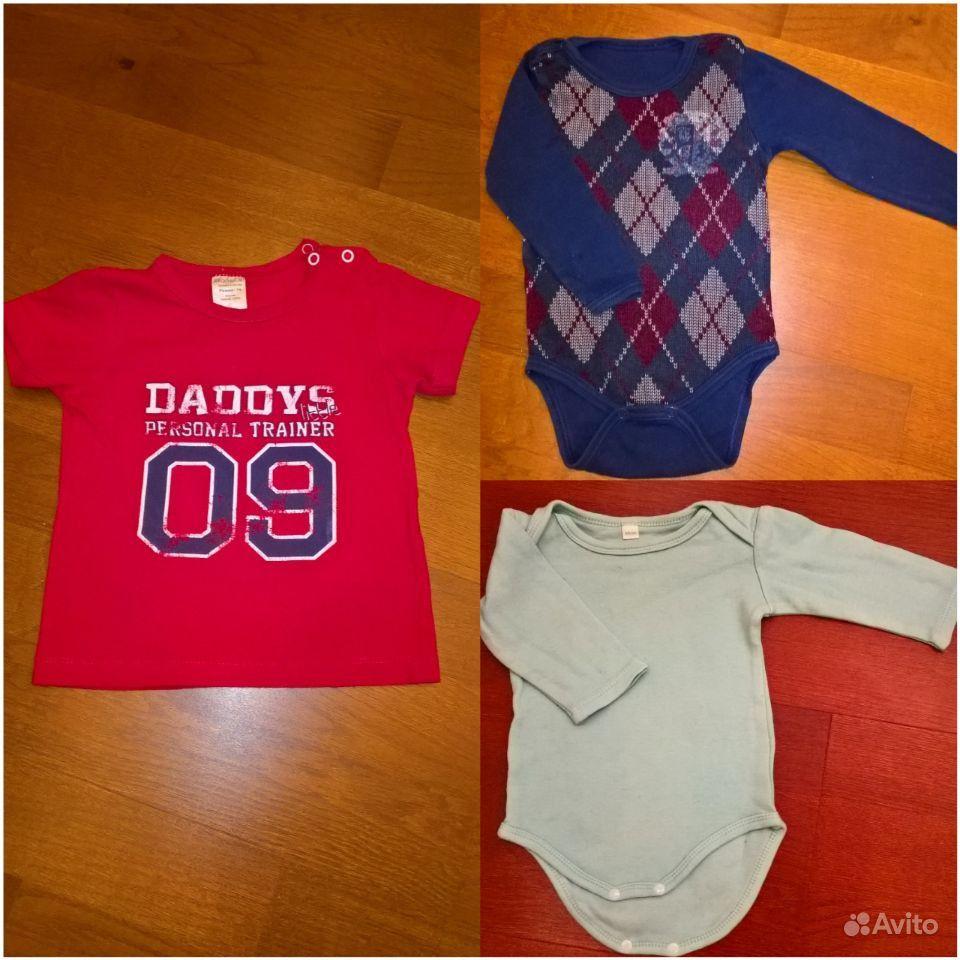 415fe3b67 Вещи для мальчика 68-80 пакетом | Festima.Ru - Мониторинг объявлений