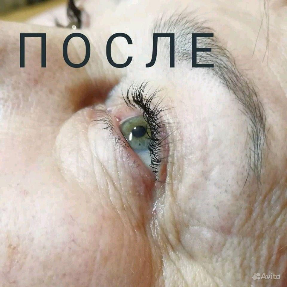 Классическое наращивание ресниц купить на Вуёк.ру - фотография № 2