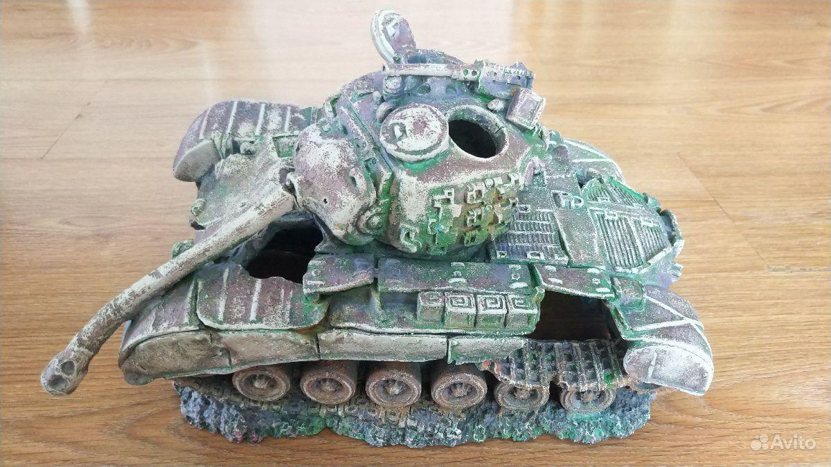 Затопленный танк для аквариума купить на Зозу.ру - фотография № 3