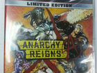Anarchy Regns Limited Edition PS3