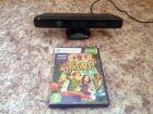 Kinect для Xbox 360 + диск Kinect Adventures