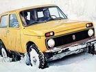 LADA 4x4 (Нива) 1.6мт, 1984, 100000км