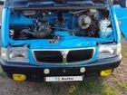 ГАЗ ГАЗель 3302 2.4МТ, 1996, пикап объявление продам