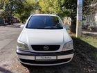Opel Zafira 1.6МТ, 2000, минивэн