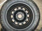 Шина 175/65r14 с диском на фюжен