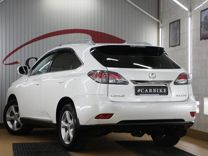 Lexus RX, 2013