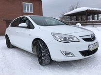 Opel Astra, 2012 г., Барнаул