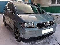 Audi A2, 2002 г., Красноярск