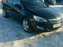 Opel Astra, 2011 г., Омск
