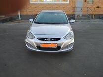 Hyundai Solaris, 2011 г., Тула