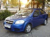 Chevrolet Aveo, 2007 г., Ульяновск