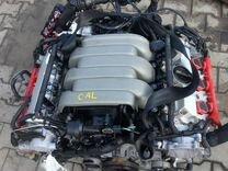 Двигатель CAL cala 3.2 FSi audi A4 A5 A6 Q5 ауди — Запчасти и аксессуары в Москве