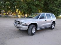 Dodge Durango, 2002 г., Краснодар