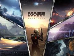 Mass Effect: Anromeda PS4