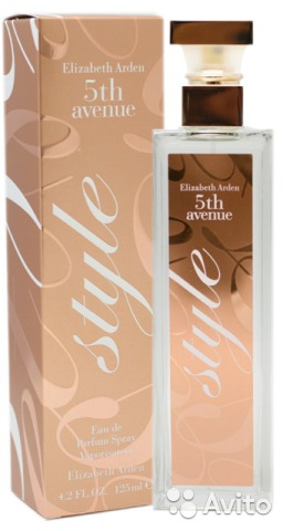 E. Arden 5-th avenue style edp 125 ml. жен— фотография №1