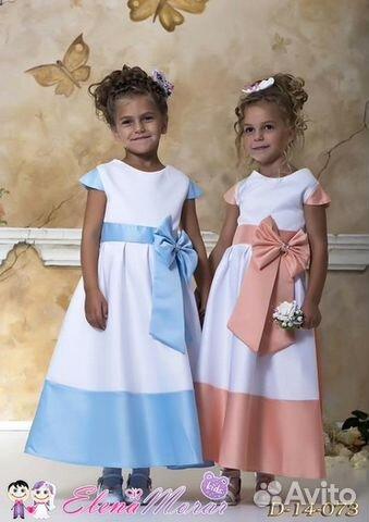 Купить на авито платье детское