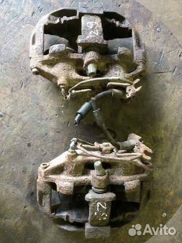 Суппорт тормозной Ауди А8 1998— фотография №1