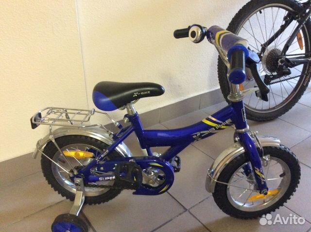 Велосипед новый 4 колесный тансформер