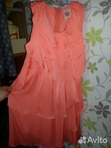79677a4e255 Нежное платье для девочки 158 купить в Москве на Avito — Объявления ...