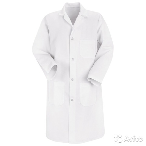 белый халат медицинский фото