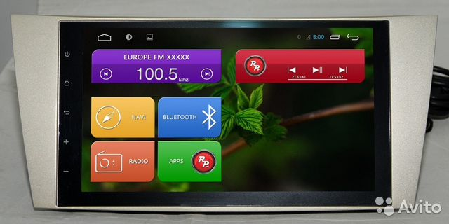 Toyota Camry V40 Redpower 21064B OS Android 6.0+— фотография №1